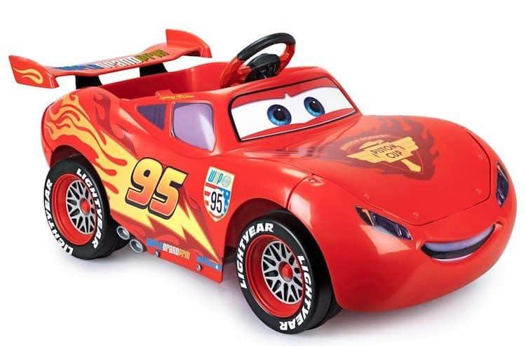 coche deportivo Rayo McQueen