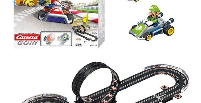 Scalextrix Mario Kart