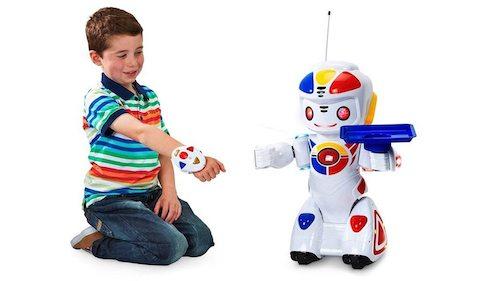 Emiglio mi primer amigo robot