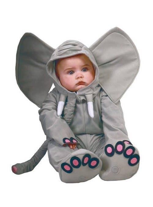 disfraz de elefante baby