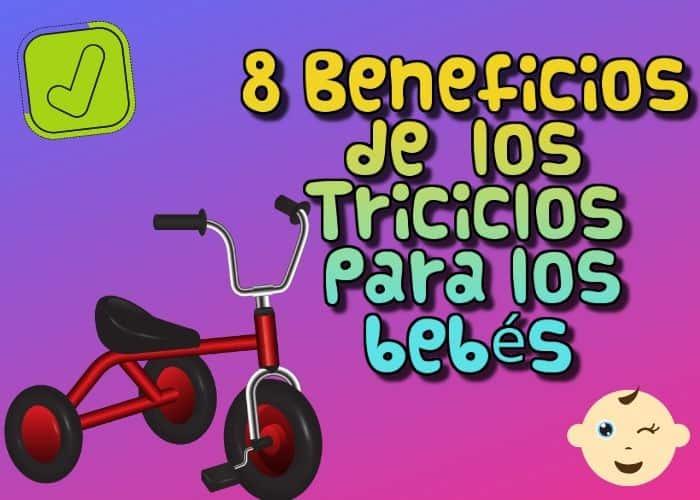 beneficios de los triciclos